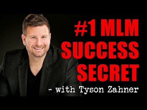 Network Marketing Success Secrets – The #1 Secret to MLM Success