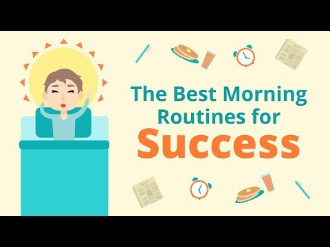 Morning Routines of Successful People | Brian Tracy