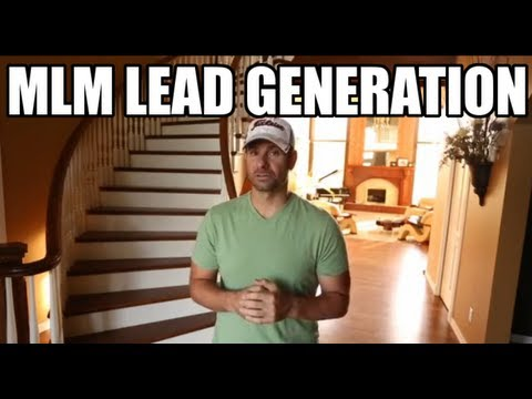MLM Lead Generation – The Secrets of a 6 figure earner