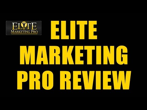 Elite Marketing Pro Review – 5 questions about Attraction Marketing Systems and EMP