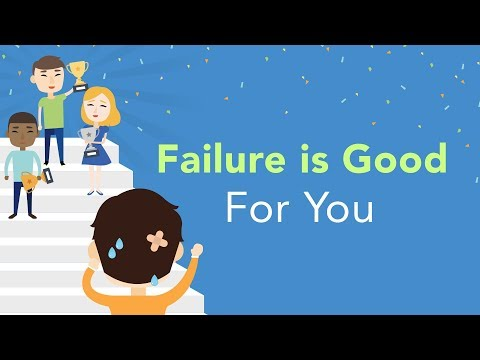 Why Failure is Good for You   Brian Tracy