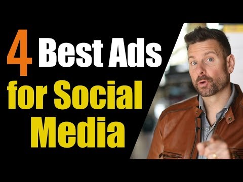 Social Media Advertising Tips – The 4 Best Ads for Social Marketing