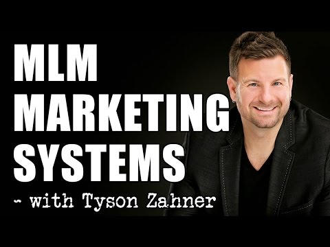 MLM Marketing System – How Does an Attraction Marketing System Work?